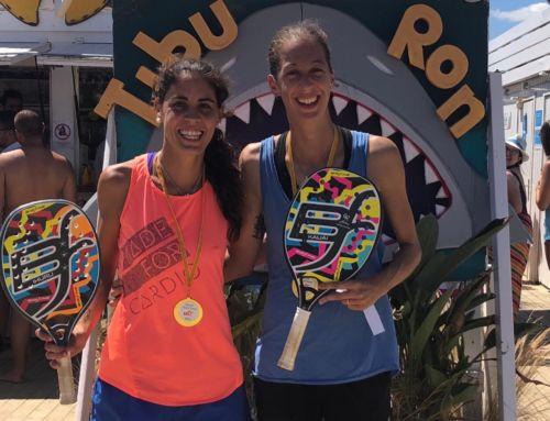 Gran participació femenina en el Open del Tibu-ron