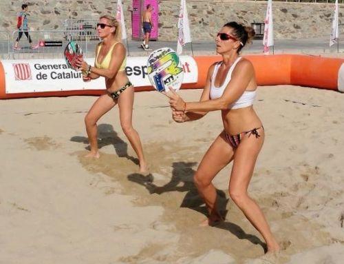Les germanes Kovacks, les grans guanyadores del WCT de Barcelona